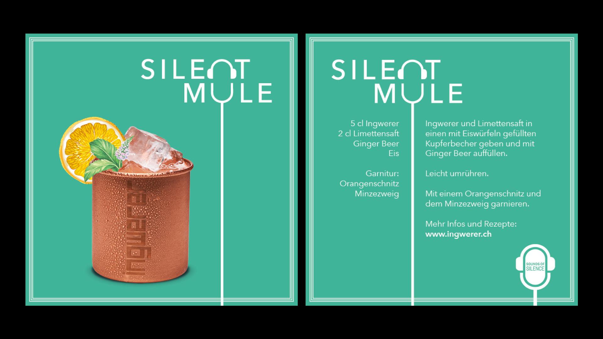 silent mule